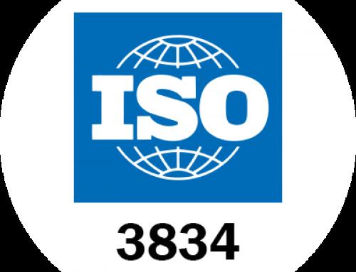 Garsán obtiene la certificación UNE-EN ISO 3834
