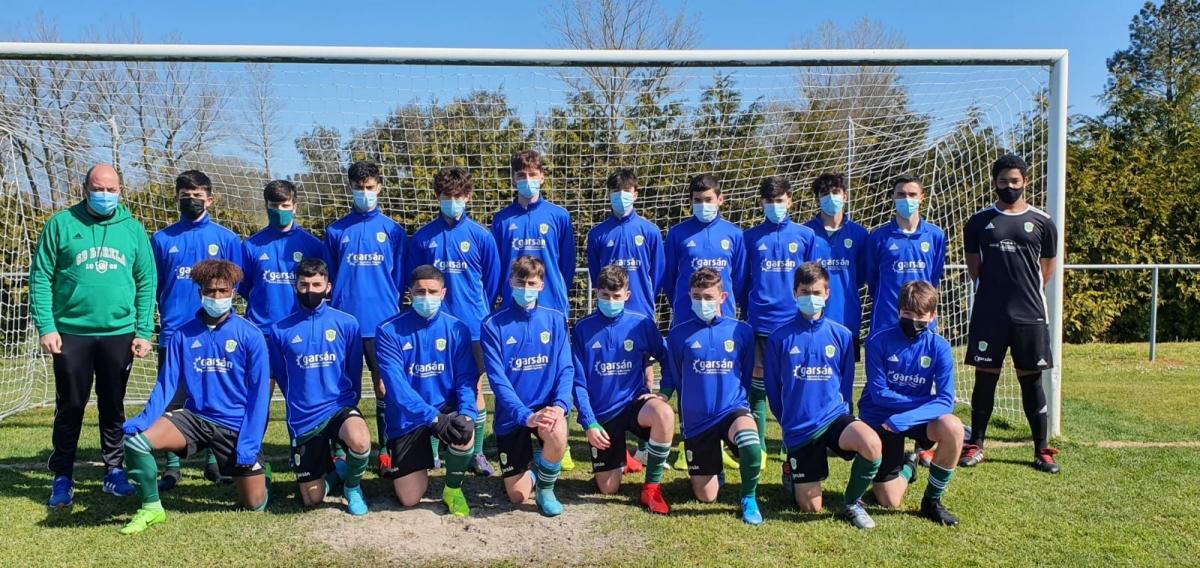 Garsán, principal patrocinador de la Sociedad deportiva Burela de futbol para todas las categorías